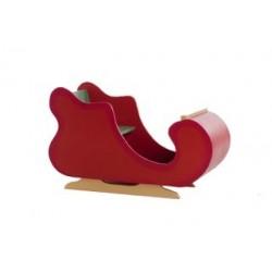Mod. 1416 Trineo rojo