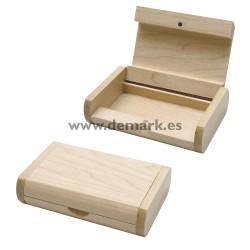 Caja USB madera Z703