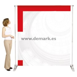 Banner Photocall extensible
