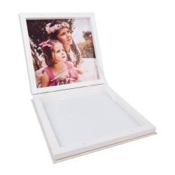 Caja madera foto tapa interior 972