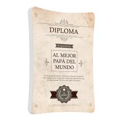 Diploma mejor Padre P521