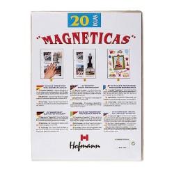 Hojas Magnéticas 9820