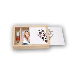 Caja Madera Fotos 10x15 CZ1246