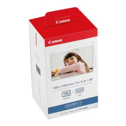 Papel Canon KP-108IN 10x15