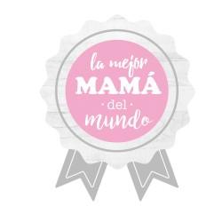 Imán Nevera Mejor Mamá M536