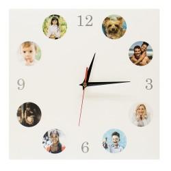 Reloj Cuadrado