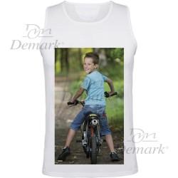 Camiseta deportiva hombre tirantes 1 cara