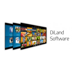 Diland Kiosk Software